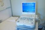 超音波画像診断装置エコー